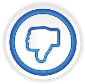 Facebook failure for hospital