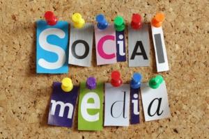 social media for hospitals